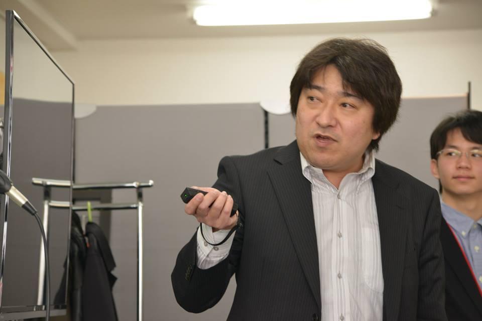 東京高専・北越准教授