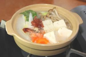 湯豆腐フリー